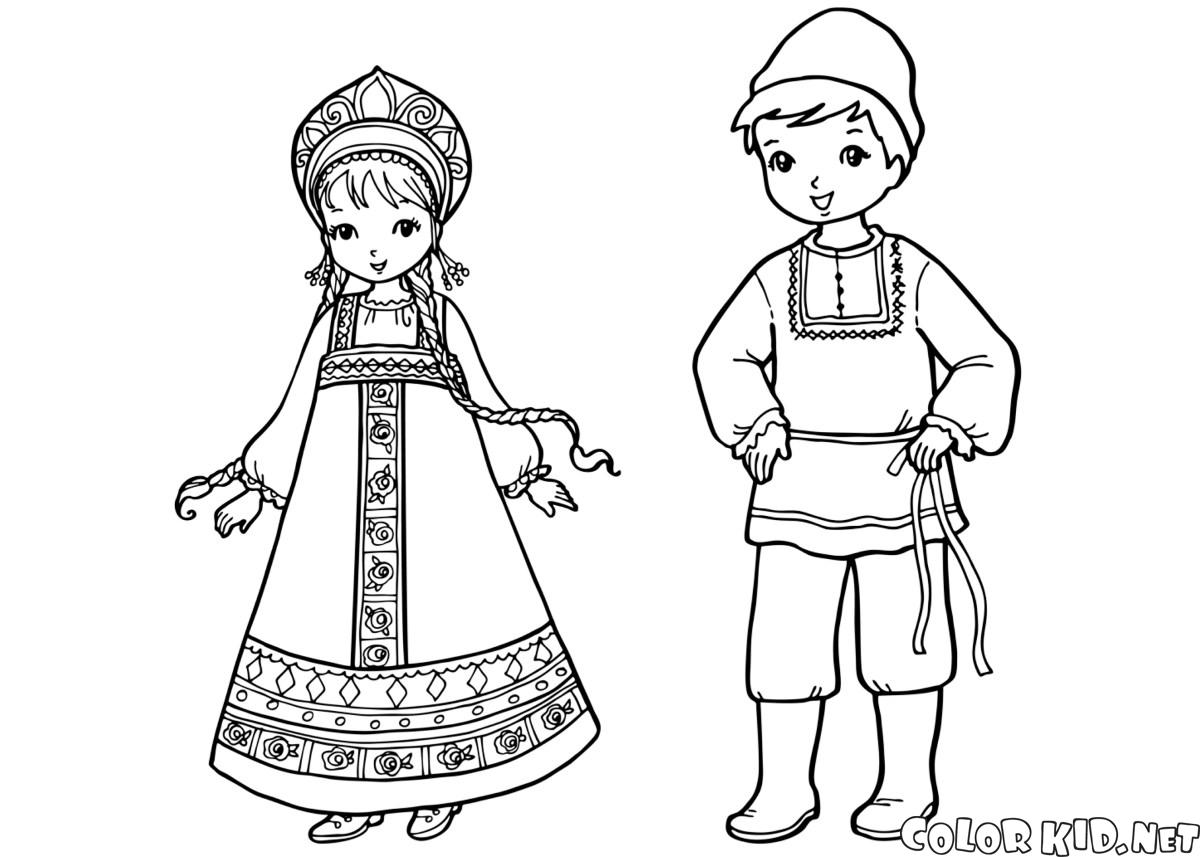Bambini russi