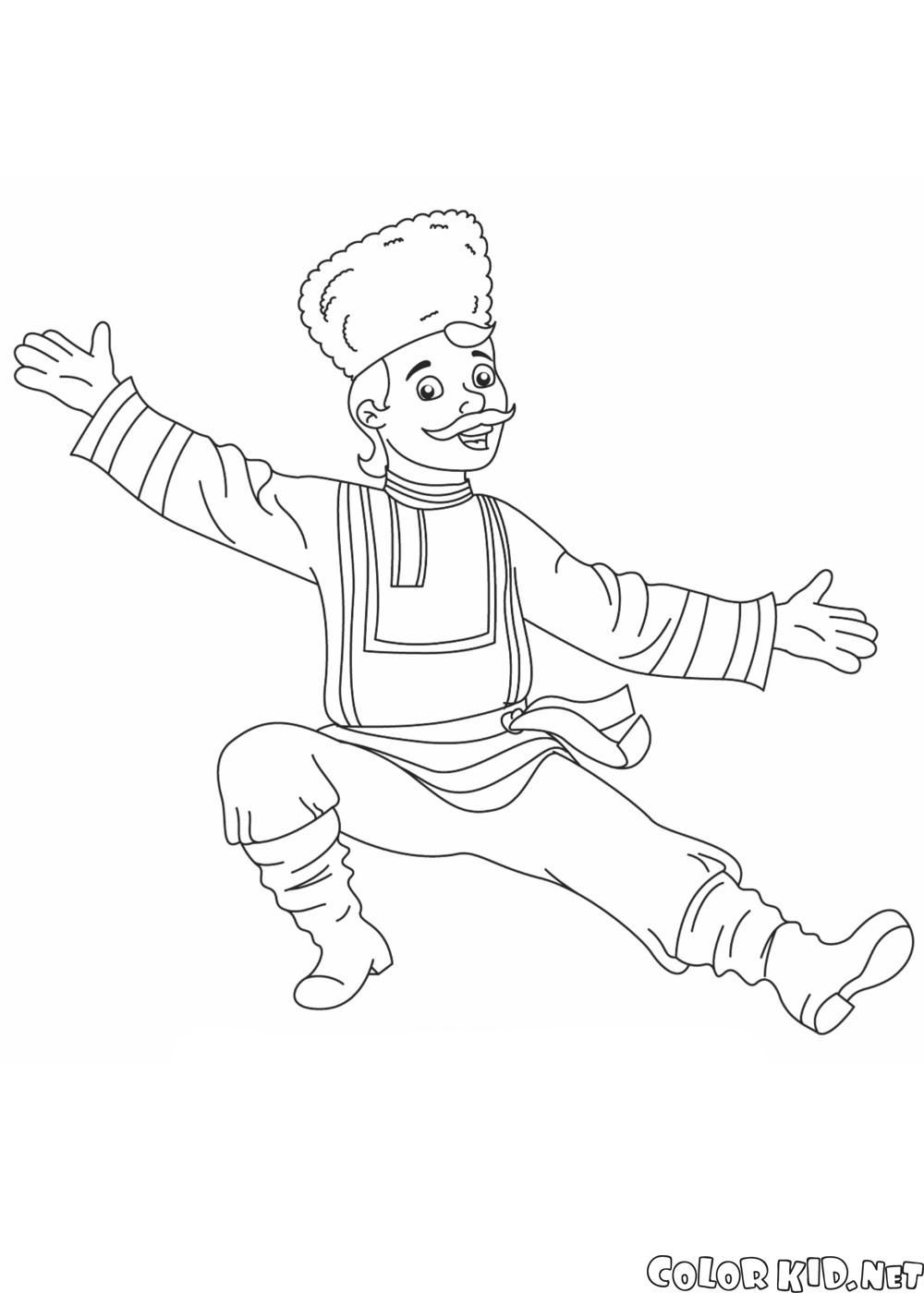 Ballerino russo