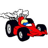 Auto da corsa