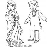 Bambini indiani