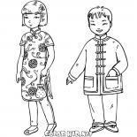 Bambini cinesi