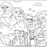 Le sculture del Monte Rushmore